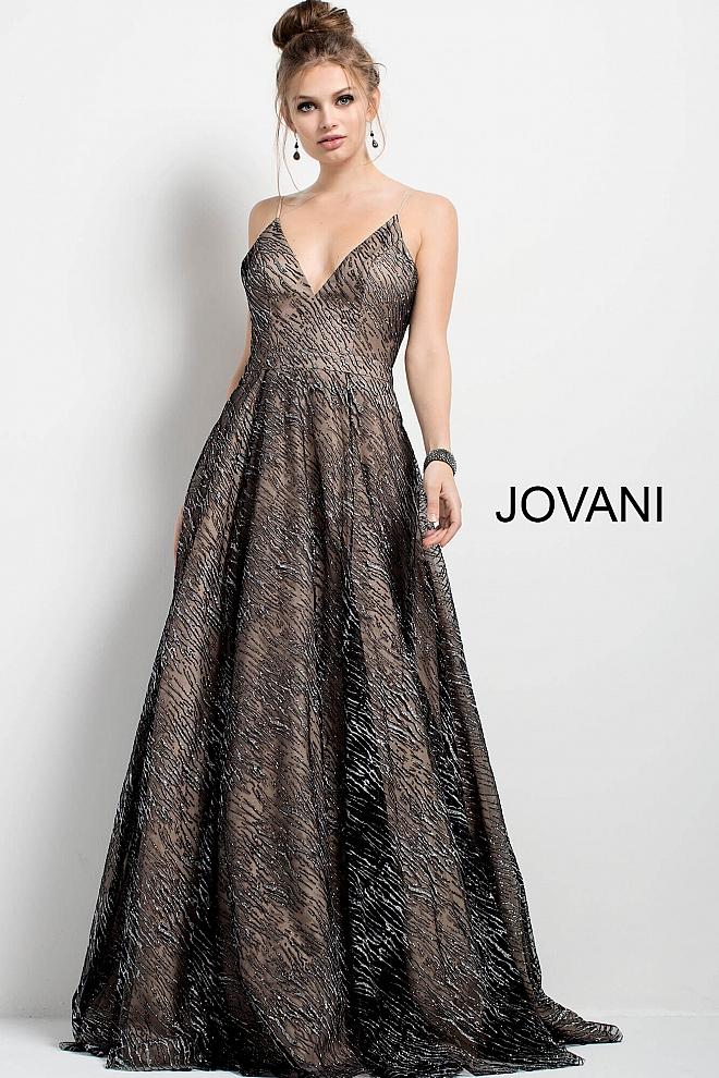 Выпускное платье Jovani 52170