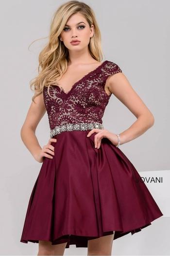 Платье на выпускной Jovani 47660