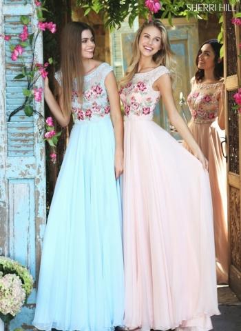 Выпускное платье Sherri Hill 51249