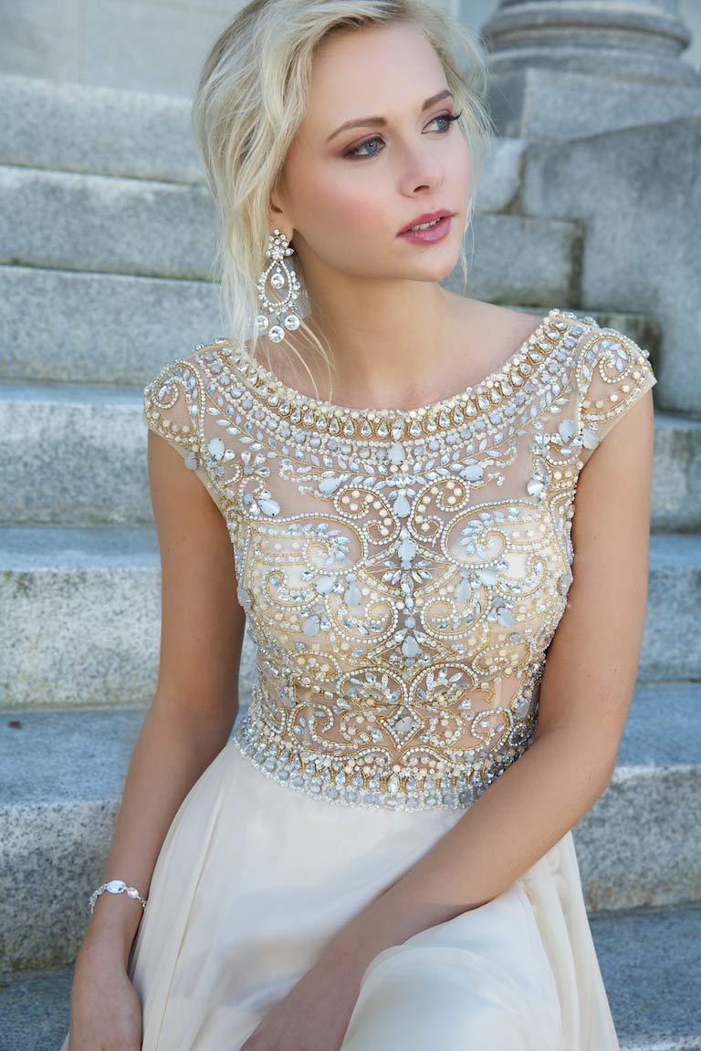 Платье на выпускной Jovani 88174