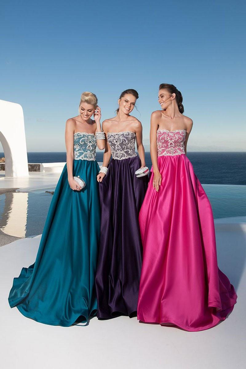 Самые красивые вечерние платья все фото