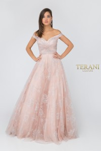 Платье Terani 1912P8486