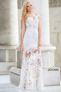 Платье Jovani 21226