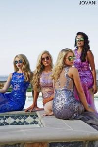 Платье Jovani 24551
