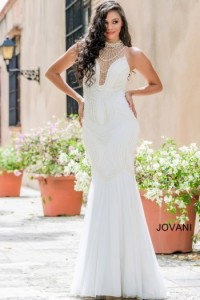 Платье Jovani 24663