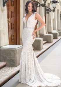 Платье Jovani 29056