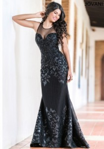 Платье Jovani 32193