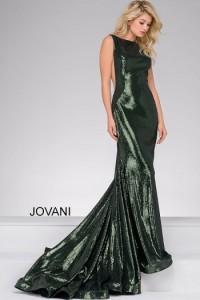 Платье Jovani 33040 olive
