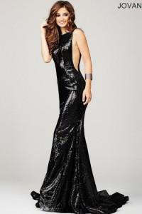 Платье Jovani 33040 black