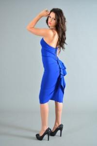 Платье Nicole Bakti 332S royal