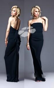 Платье Nicole Bakti 342 black