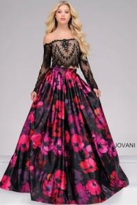 Платье Jovani 48690