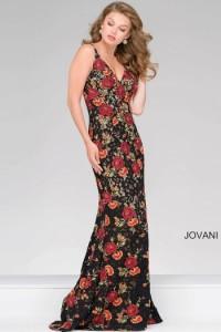 Платье Jovani 48985