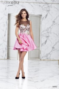 Платье Tarik Ediz 50002