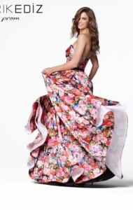 Платье Tarik Ediz 50021