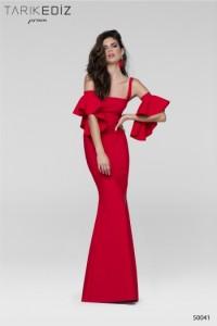 Платье Tarik Ediz 50041