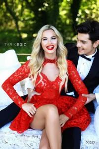 Платье Tarik Ediz 50215