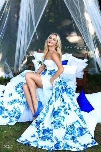 Платье Tarik Ediz 50217