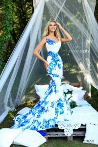Платье Tarik Ediz 50228