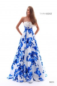 Платье Tarik Ediz 50231