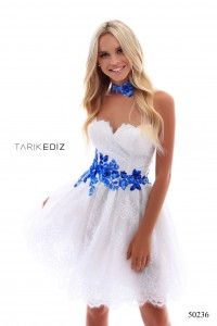 Платье Tarik Ediz 50236