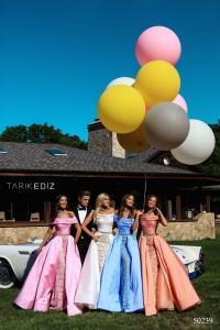 Платье Tarik Ediz 50239