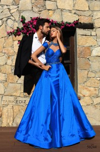 Платье Tarik Ediz 50244