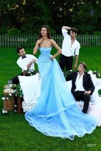 Платье Tarik Ediz 50257