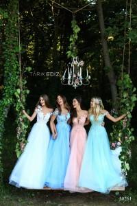 Платье Tarik Ediz 50261