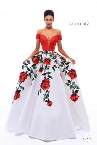 Платье Tarik Ediz 50276