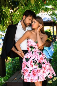 Платье Tarik Ediz 50279