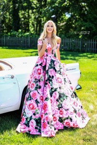 Платье Tarik Ediz 50282