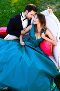 Платье Tarik Ediz 50283