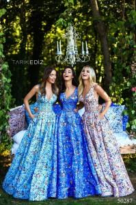 Платье Tarik Ediz 50287