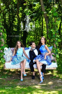 Платье Tarik Ediz 50292
