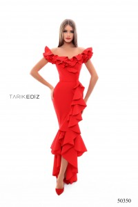 Платье Tarik Ediz 50350
