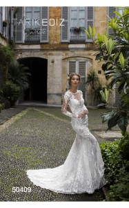 Платье Tarik Ediz 50409