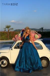 Платье Tarik Ediz 50439