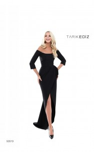 Платье Tarik Ediz 50519