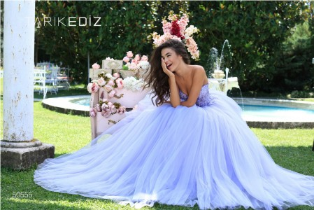 Платье Tarik Ediz 50555