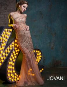 Платье Jovani 6395