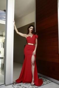 Платье Nicole Bakti 6736