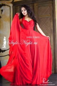 Платье Jovani 78219 red