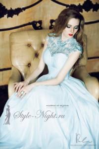 Платье Jovani 90242 blue