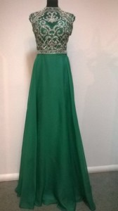 Платье Jovani 91011 emerald