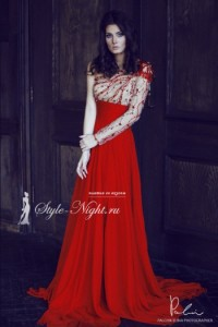 Платье Tarik Ediz 92389