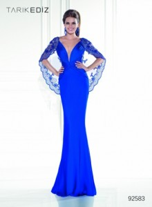 Платье Tarik Ediz 92583