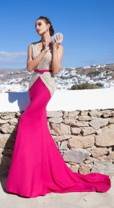 Платье Tarik Ediz 92585