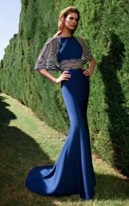 Платье Tarik Ediz 92606