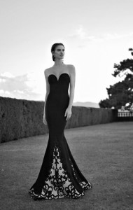 Платье Tarik Ediz 92612